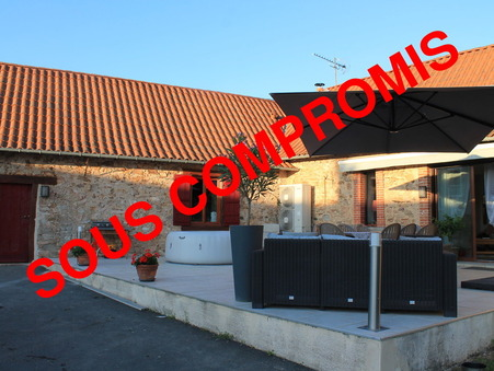 vente maison LA ROCHE L'ABEILLE 130m2 148000€