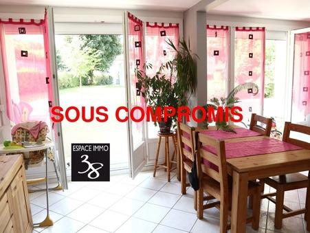 Vendre appartement Saint-Martin-d-Heres  162 000  €