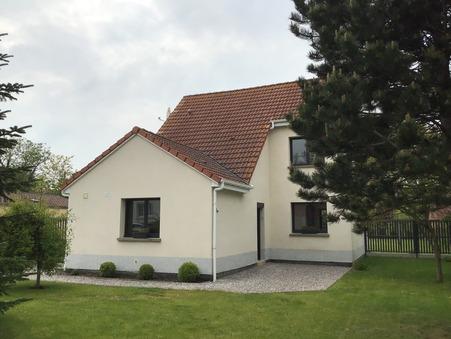 vente maison TUBERSENT 107m2 271000€