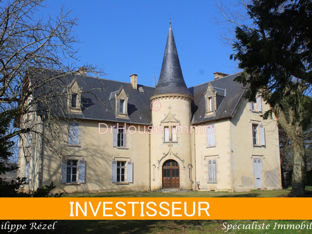 Achat chateau saint vite  612 000  €