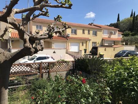 Vends maison perpignan  163 800  €