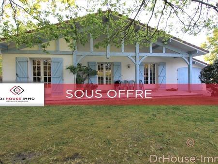 A vendre maison soustons  470 000  €