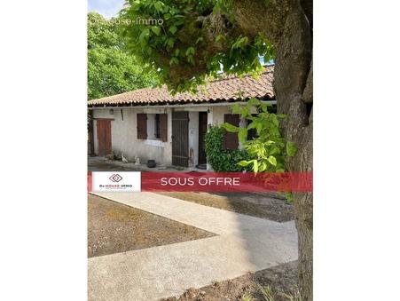 Vendre maison saint andre de cubzac  149 000  €