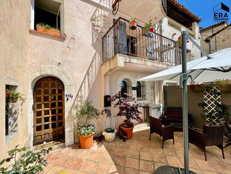 Vends maison peymeinade  470 800  €
