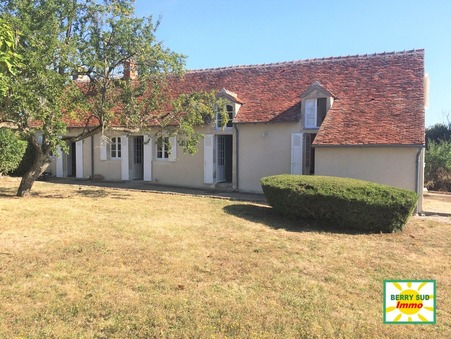 vente maison SANCOINS 129000 €