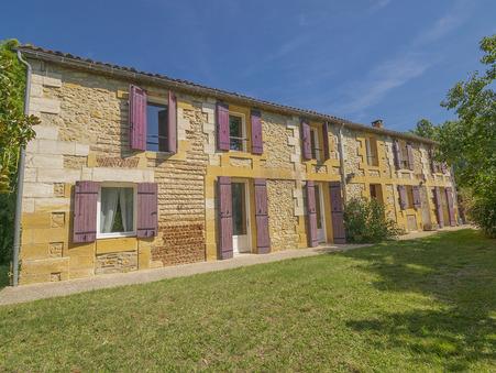Vente maison PRIGONRIEUX  645 750  €