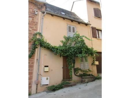 Vendre maison MARCILLAC VALLON 69 875  €