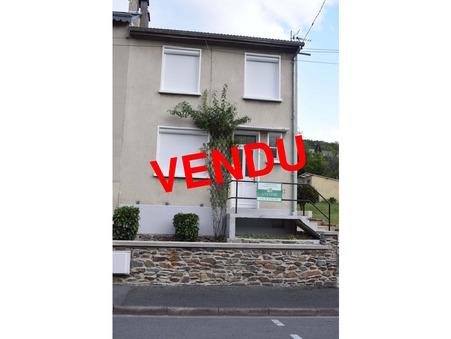 A vendre maison MONTHERME 70 m² 95 000  €