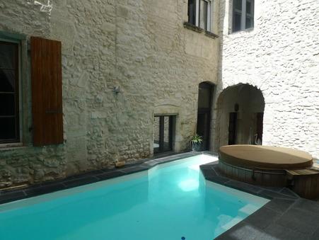 Vends maison bourg st andeol 365 m²  583 000  €