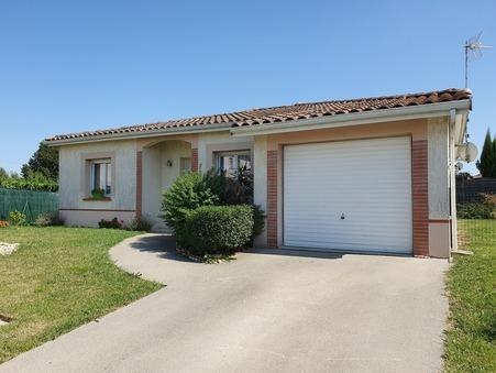 vente maison Pechbonnieu 275000 €