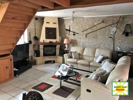 vente maison SANCOINS 150m2 129000€