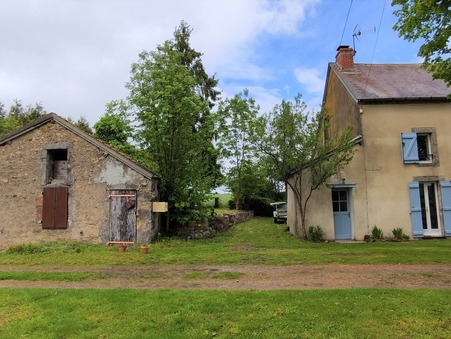 Achat maison Montlucon 99 m² 91 000  €