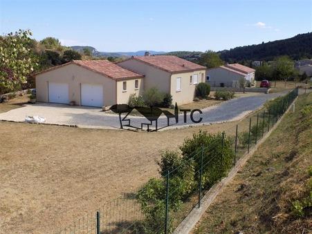 Vends maison SAINT PAUL LE JEUNE 91 m²  249 000  €