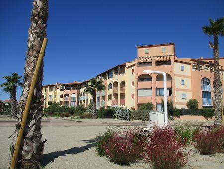 vente appartement LE BARCARES 32m2 96000€