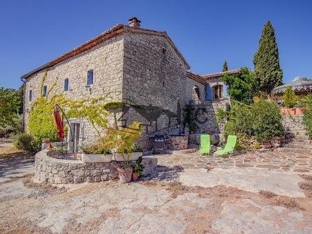 Vente maison BANNE 163 m²  728 000  €