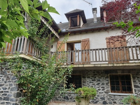 vente maison CRANSAC 152m2 192600€