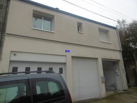 vente immeuble BREST 125m2 262500€