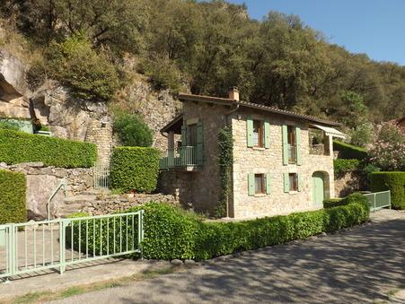 vente maison PONT DE LABEAUME 54m2 210000€