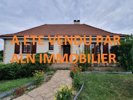 vente maison Saint-Yrieix-la-Perche 180000 €