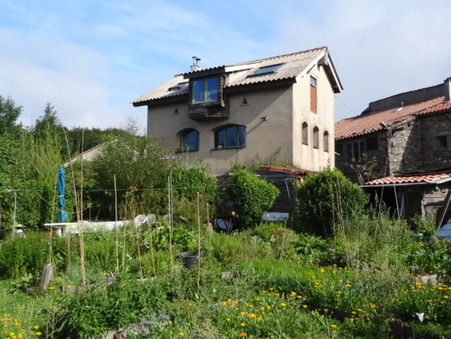 vente maison LACABAREDE 80 000  € 90 m�