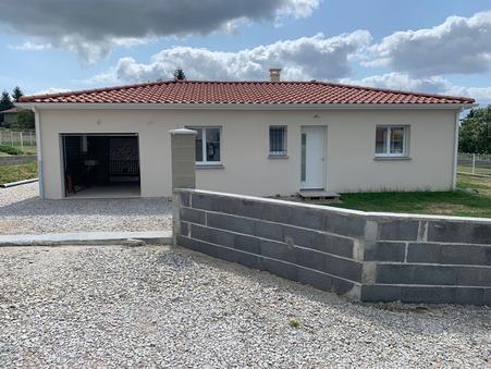 vente maison AUREC SUR LOIRE 77m2 196000€
