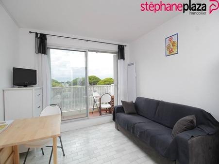 vente appartement le grau du roi 76 500  € 18 m²