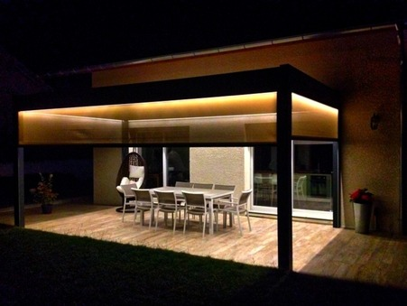 vente maison CORNIER 125m2 468000€