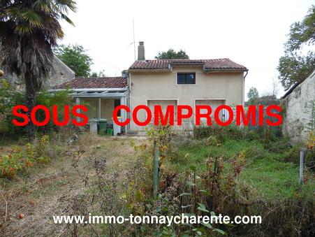 A vendre maison TONNAY CHARENTE 96 100  €