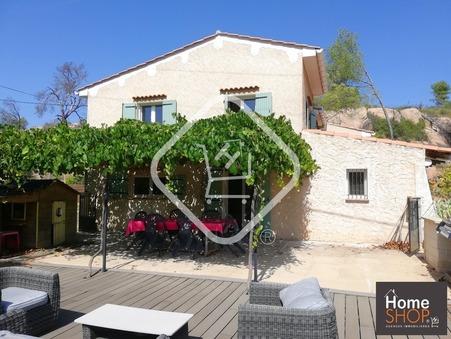 vente maison LES PENNES MIRABEAU 577000 €