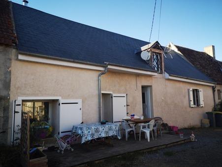 vente maison MONTLUCON 81000 €