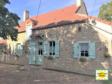 vente maison SANCOINS 75m2 67000€