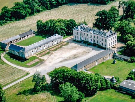 vente chateau SEGRE 1743336 €