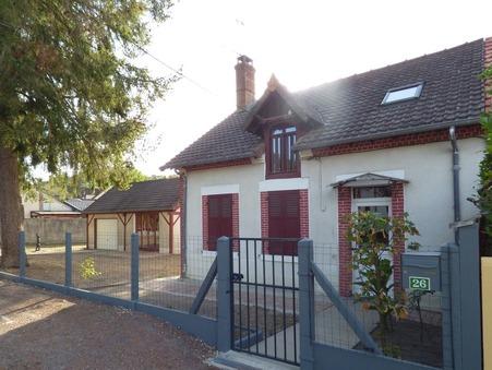 vente maison NEUVY SUR BARANGEON 95m2 115000€