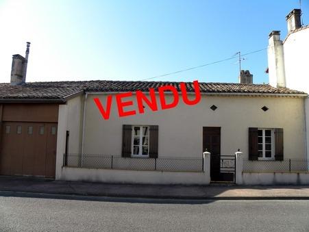 Acheter maison CASTELJALOUX 84 000  €