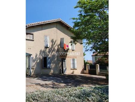 vente maison valergues 70m2 160000€