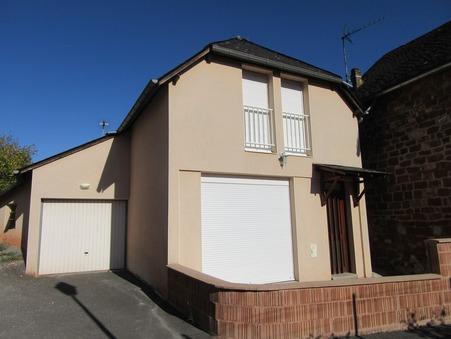 Vendre maison MARCILLAC VALLON  148 120  €