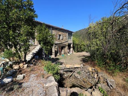 Vente maison SAINT AMBROIX  110 000  €