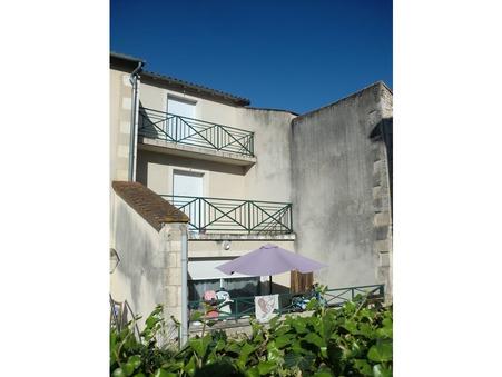 vente maison CHAUVIGNY 120m2 146000€