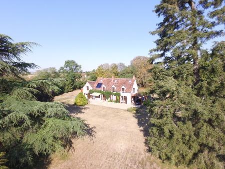 vente maison Dun sur auron 350m2 346500€