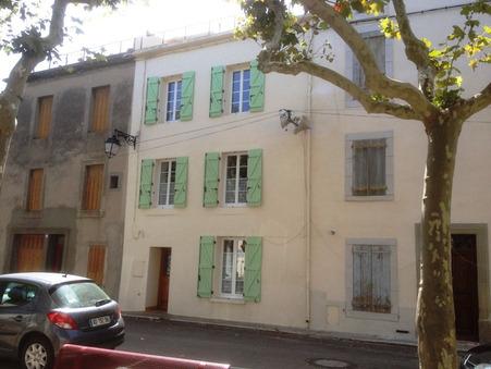 vente maison AZILLE 90m2 91000€