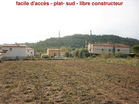 vente terrain CARNOULES 0m2 155000€