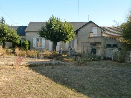 vente maison CHAUVIGNY 100m2 118000€