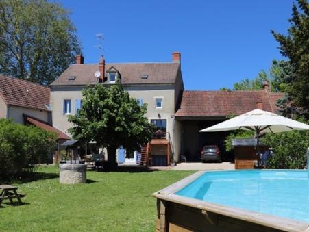 vente maison DUN SUR AURON 200m2 254000€