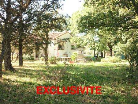 vente maison GONFARON 86m2 260000€