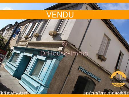 A vendre maison miramont de guyenne 54 900  €