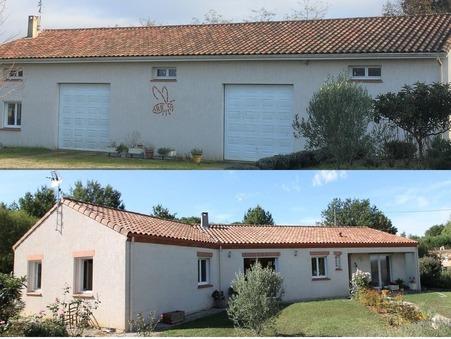 Achète maison LAGRAVE  495 000  €