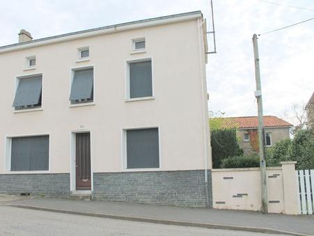 Achète maison LA CHATAIGNERAIE 86 000  €