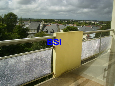location appartement BREST 79m2 671€