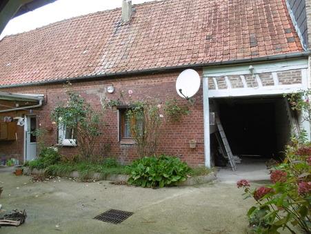 A vendre maison ABBEVILLE PROX GARE 62.75 m²  131 000  €