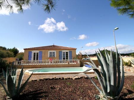 vente maison LEZIGNAN CORBIERES 80m2 234000€